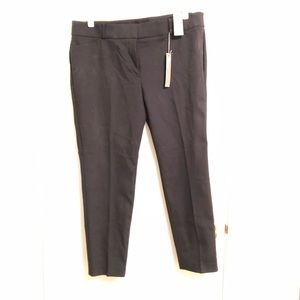 LOFT Black Julie Skinny Pants